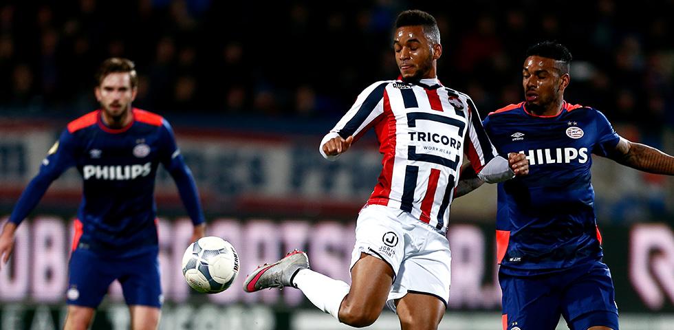 Remis PSV z Willem II 2:2