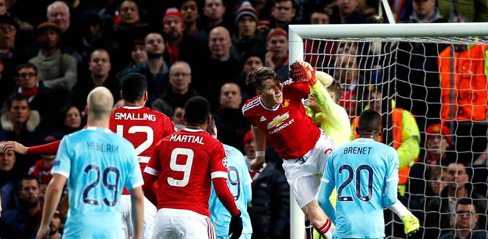 Bezbramkowy remis PSV z Manchesterem United